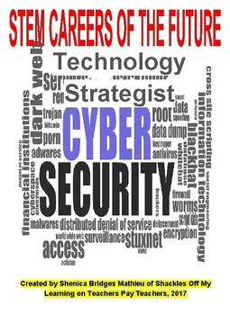 STEM Careers of the Future: Technology Strategist – Cyber Security