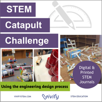 Stem Catapult Math Engineering Activity By Vivify Stem Teachers Pay Teachers