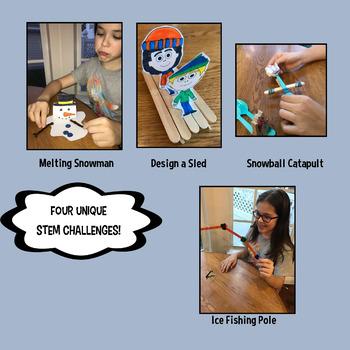 STEM Center Challenges - Winter STEAM