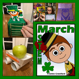 STEM Center Challenges - March STEAM St. Patrick's Day