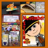 STEM Center Challenges - November STEAM