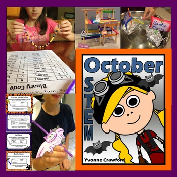 STEM Center Challenges - October STEAM