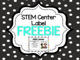 STEM Center Labels