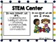 STEM Center Labels
