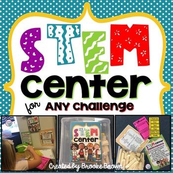 STEM Center for ANY Challenge
