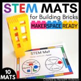 STEM Center for Building Bricks: STEM Mats