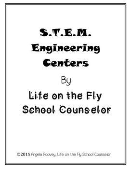 S.T.E.M. Centers Activity Pack