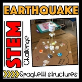 Earthquake EngineeringSpaghetti Structures STEM Challenge