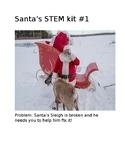Holiday STEM Challenge #1
