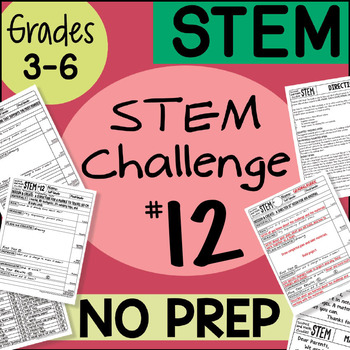 STEM Challenge #12 by Science and Math Doodles