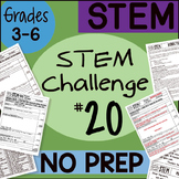 STEM Challenge #20 by Science and Math Doodles