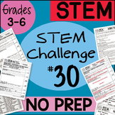 STEM Challenge #30 by Science and Math Doodles