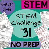 STEM Challenge #31 by Science and Math Doodles