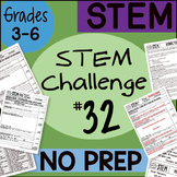 STEM Challenge #32 by Science and Math Doodles