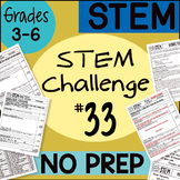 STEM Challenge #33 by Science and Math Doodles