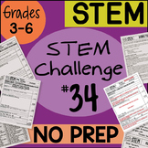 STEM Challenge #34 by Science and Math Doodles