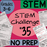 STEM Challenge #35 by Science and Math Doodles