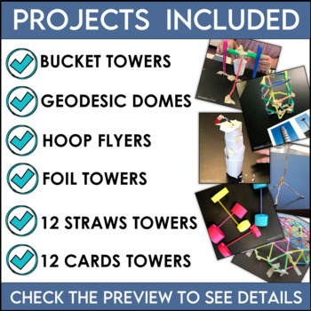 STEM 6 Pack Bundle featuring Easy Supplies