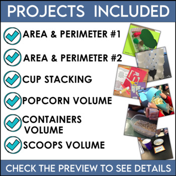 Math Skills STEM Challenge 6-Pack Bundle