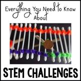 STEM Challenge Activities, Rubrics, Resources, and PD Bundle