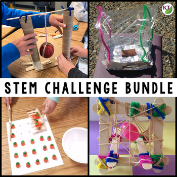 STEM Challenge Activities for the Year