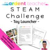 STEM Challenge: Army Man Launcher