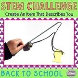 STEM Challenge Back to School