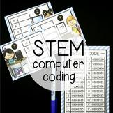 STEM Challenge: Write Computer Coding