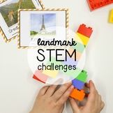 STEM Challenge: Build Famous Landmarks (Distance Learning)