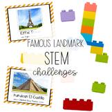 STEM Challenge: Build Famous Landmarks (Distance Learning)