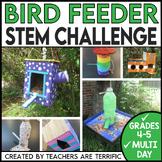 STEM Bird Feeder Challenge