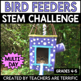 STEM Challenge Bird Feeder