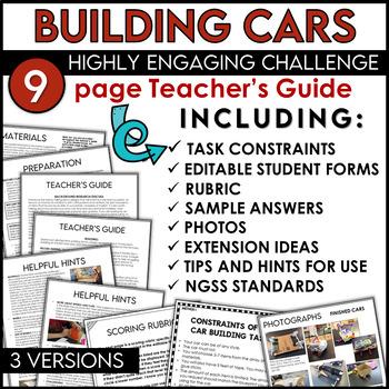 STEM Activity Challenge Build a Car!