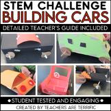STEM Build a Car Challenge