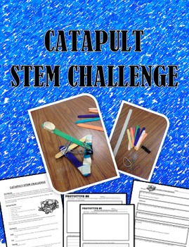 STEM Challenge:  Build a Catapult