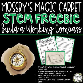 STEM Challenge Build a Compass (Mossbys Magic Carpet Handbook)