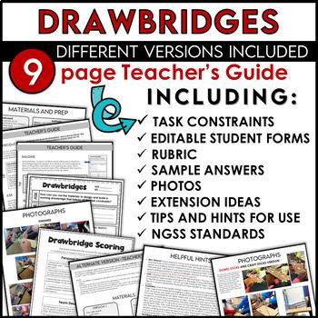 STEM Challenge Build a Drawbridge