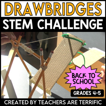 STEM Activity Challenge Build a Drawbridge