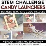 Halloween STEM Pumpkin Launchers Challenge