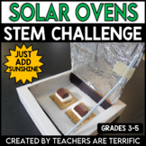 Earth Day STEM Challenge Solar Oven