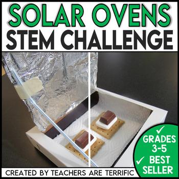 Earth Day STEM Challenge Solar Oven
