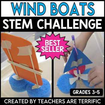 STEM Activity Challenge Build a Wind-Powered Boat