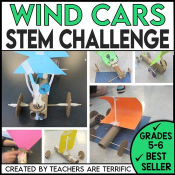 STEM Activity Challenge Build a Wind-Powered Car