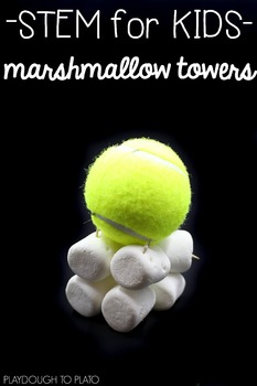 STEM Challenge: Build with Marshmallows
