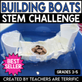 STEM Challenge Building Boats