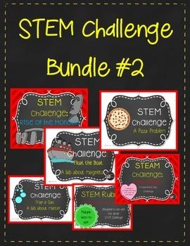 STEM Challenge Bundle #2