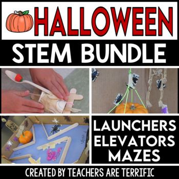 STEM Challenge Bundle Pumpkin Series