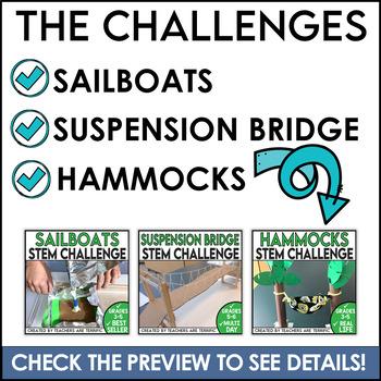 STEM Challenges Real Life Challenge Bundle 2