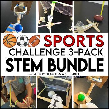 STEM Challenges Sports Bundle