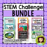 STEM Challenge Bundle Volume 1 - PowerPoint Edition - Grades 5-8